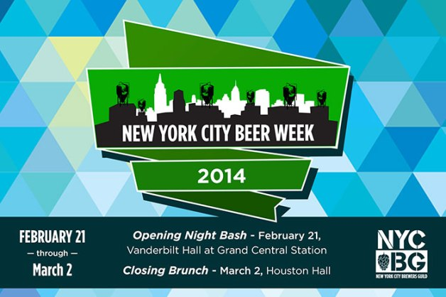 New York City Beer Week 2014