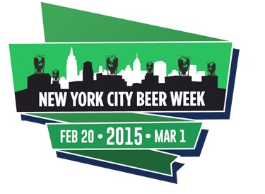 NYC Beer Week 2015